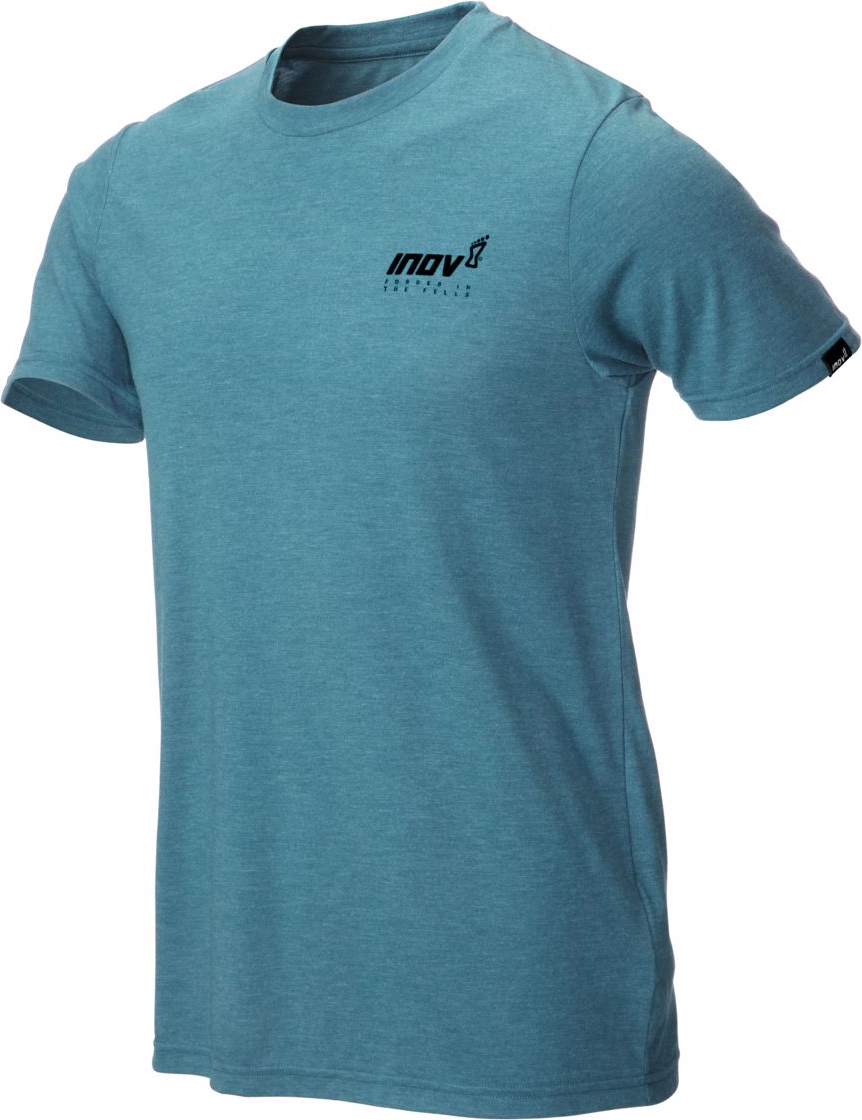 Tee-shirt INOV-8 INOV-8 TRI BLEND SS forged Tee