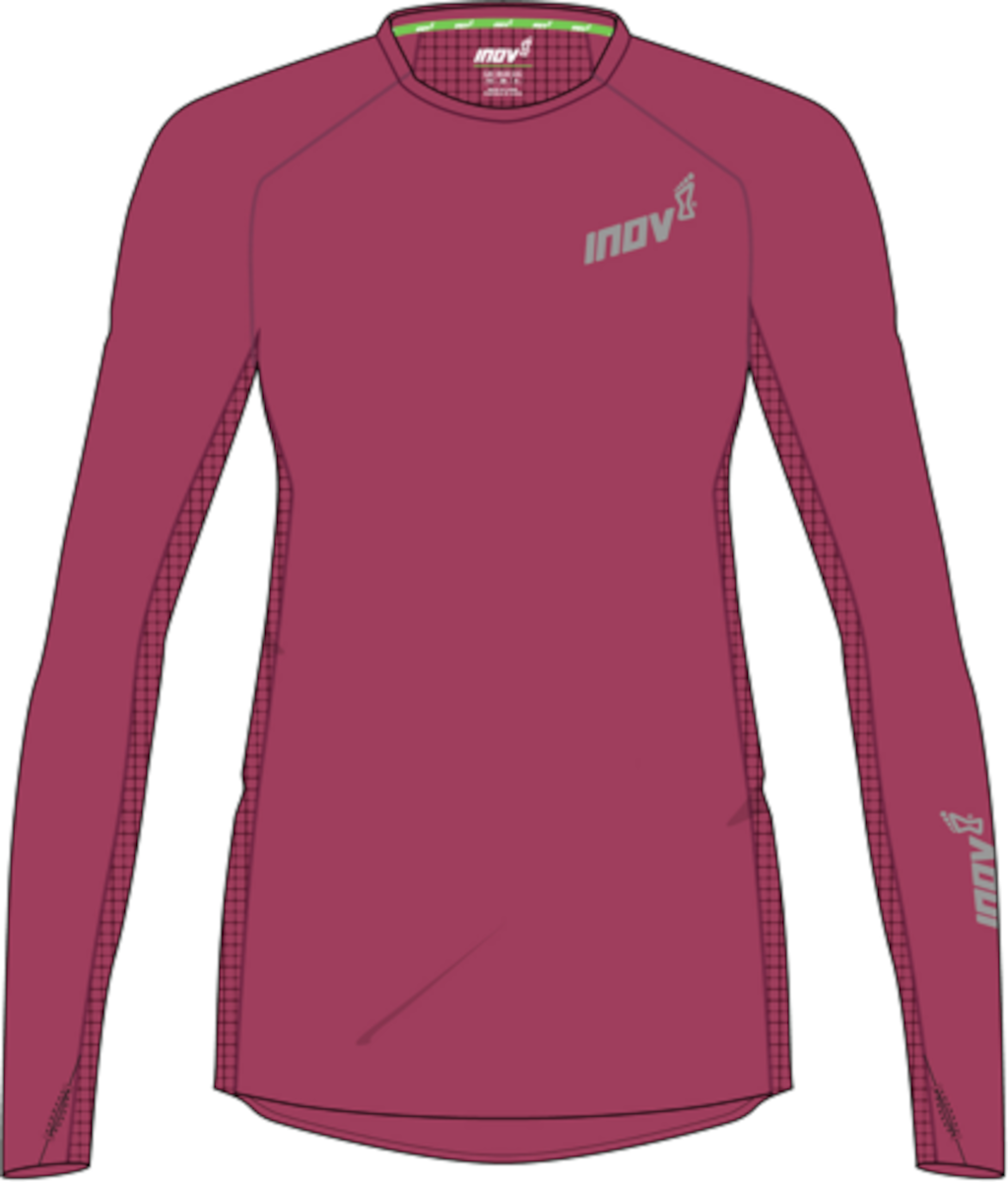 Tee-shirt à manches longues INOV-8 INOV-8 BASE ELITE LS W T-shirt