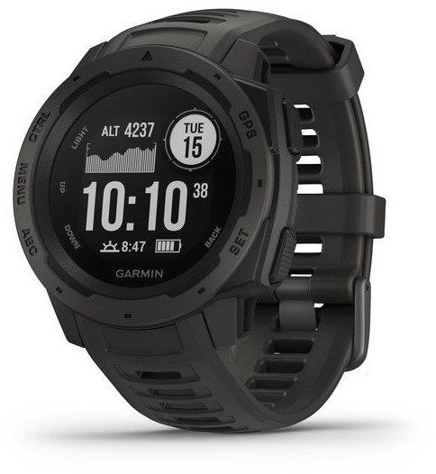 Montre Garmin Garmin Instinct Black Optic