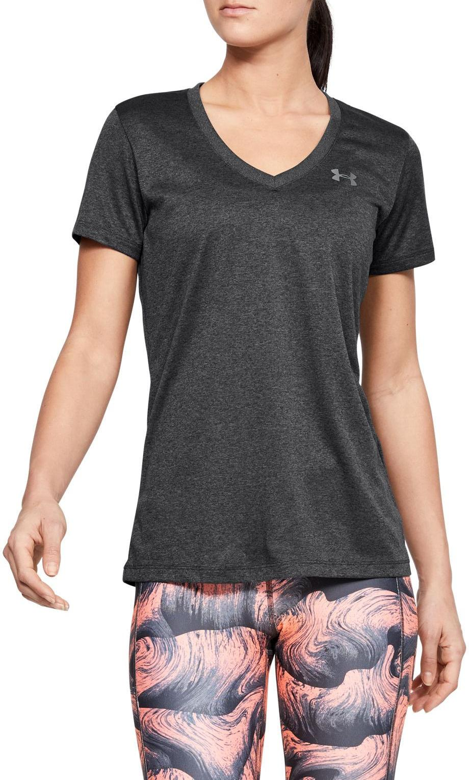 Tee-shirt Under Armour Tech SSV - Solid