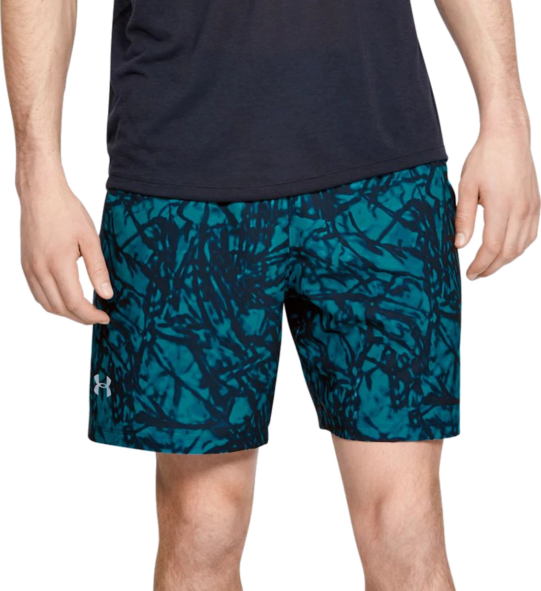 Pantalons courts Under Armour UA LAUNCH SW 7'' PRINTED SHORT