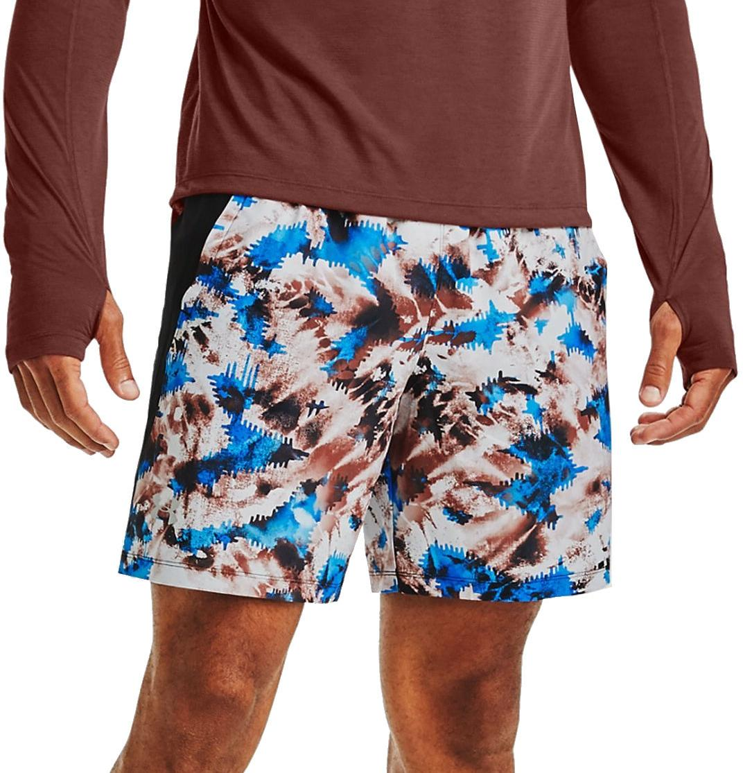 Pantalons courts Under Armour UA LAUNCH SW 7 PRINTED SHORT