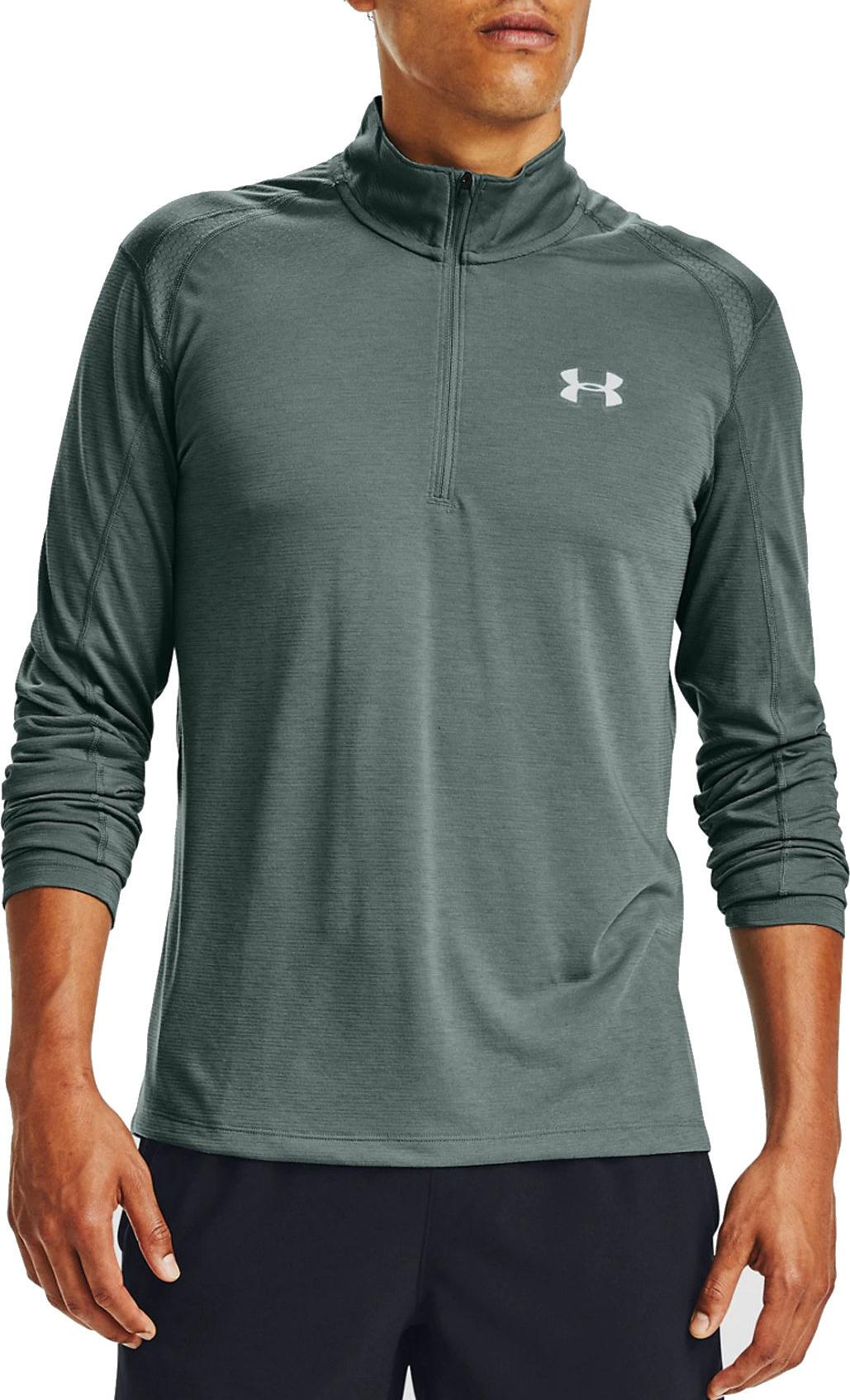 Tee-shirt à manches longues Under Armour Under Armour STREAKER 2.0 HALF ZIP