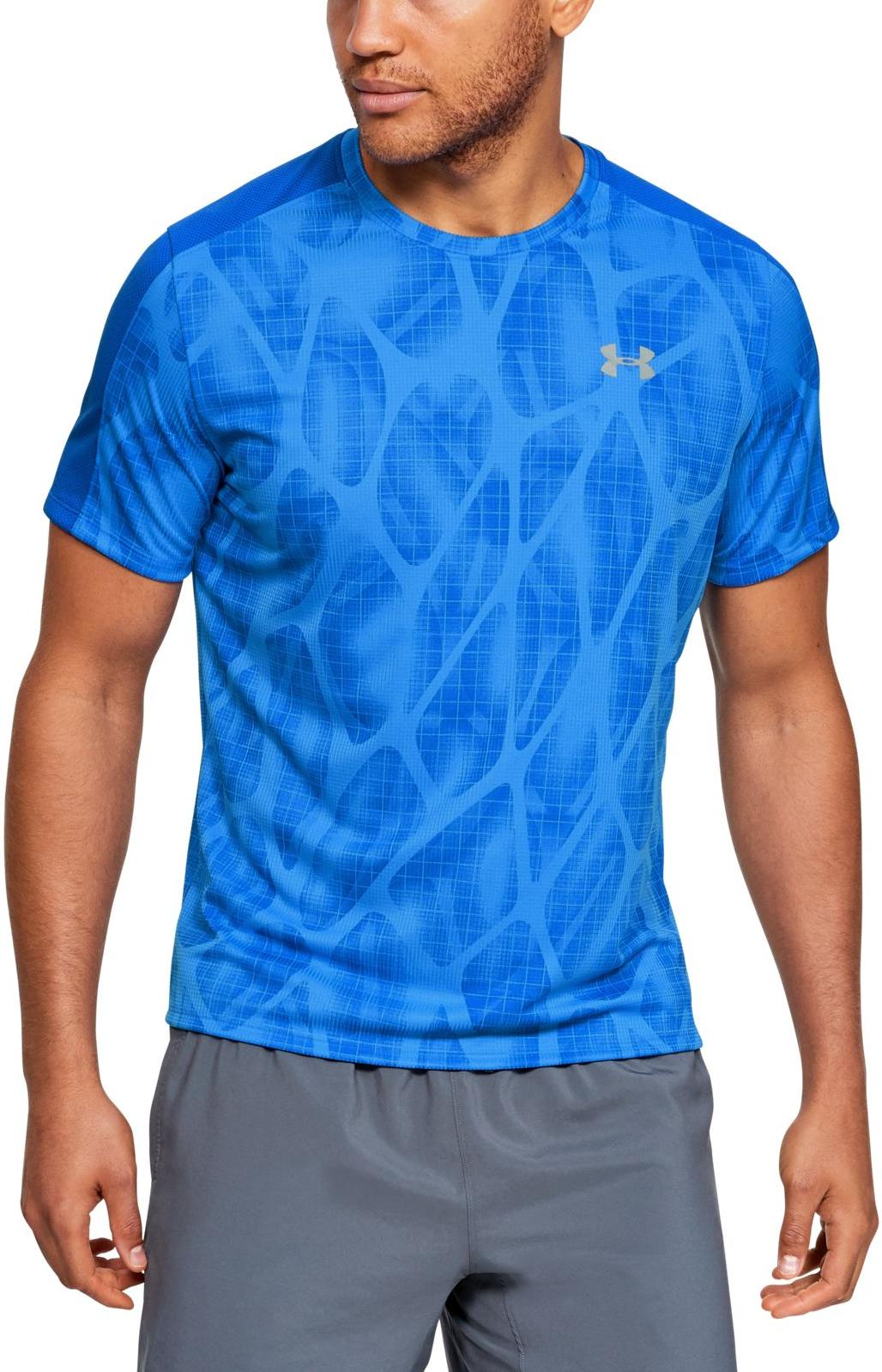 Tee-shirt Under Armour UA SPEED STRIDE PRINTED SS