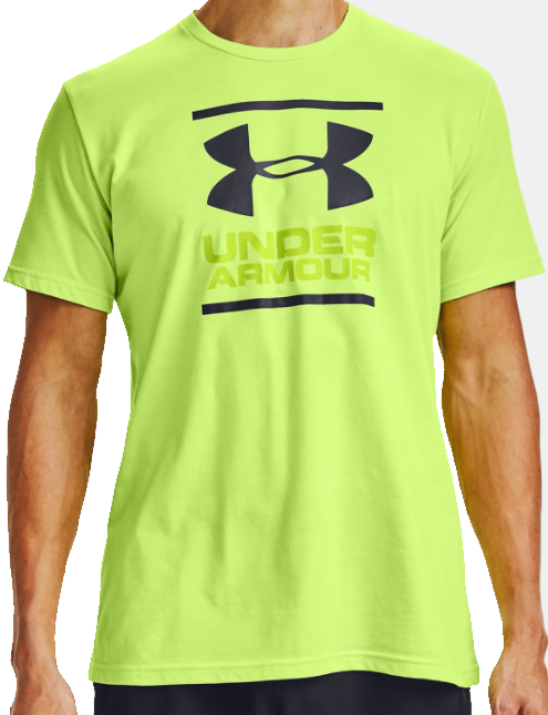 Tee-shirt Under Armour Under Armour GL Foundation SS