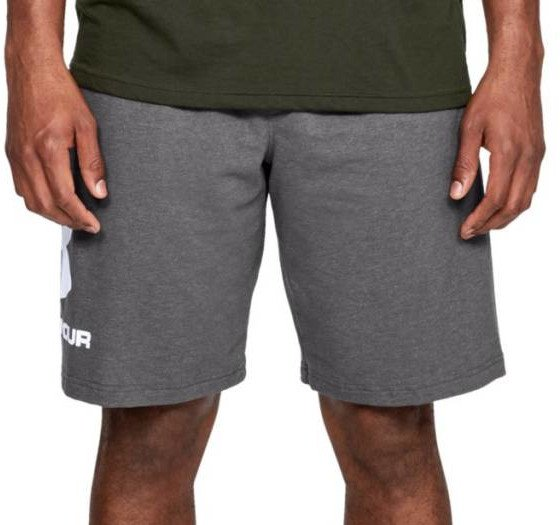 Pantalons courts Under Armour SPORTSTYLE COTTON LOGO SHORT
