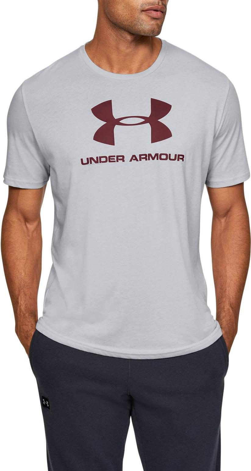 Tee-shirt Under Armour UA SPORTSTYLE LOGO SS
