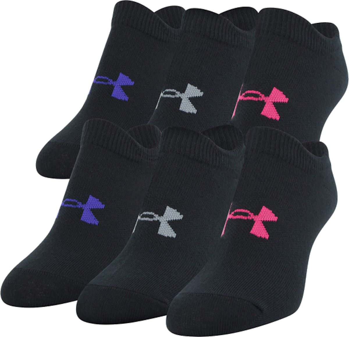 Chaussettes Under Armour UA Girl s Essential NS
