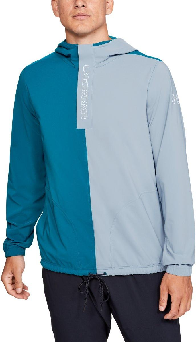 Sweatshirt à capuche Under Armour UA BASELINE WOVEN JACKET