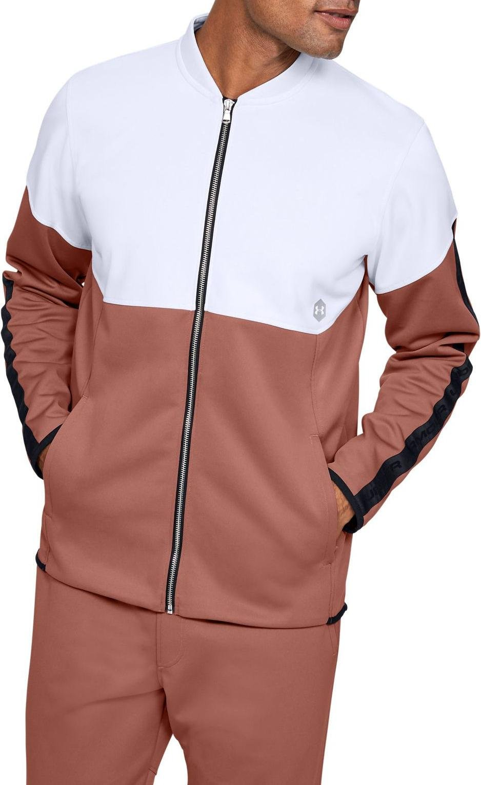 Veste Under Armour Athlete Recovery Knit Warm Up Top