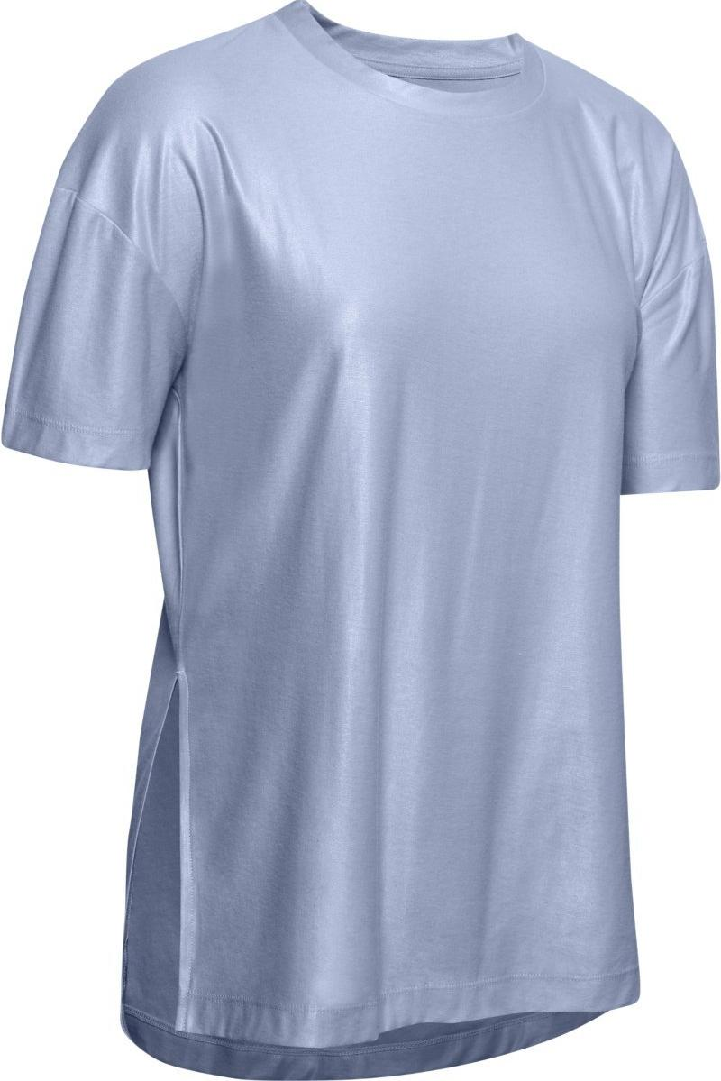 Tee-shirt Under Armour UNSTOPPABLE CIRE SIDE SLIT TUNIC SSC