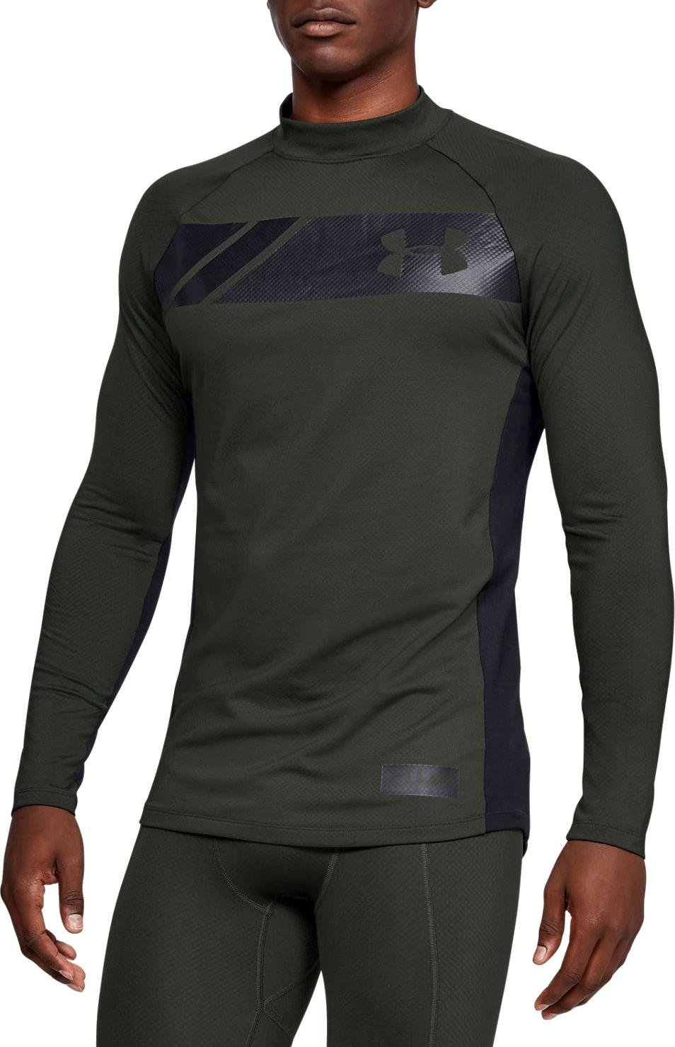 Tee-shirt à manches longues Under Armour Gametime CG Mock