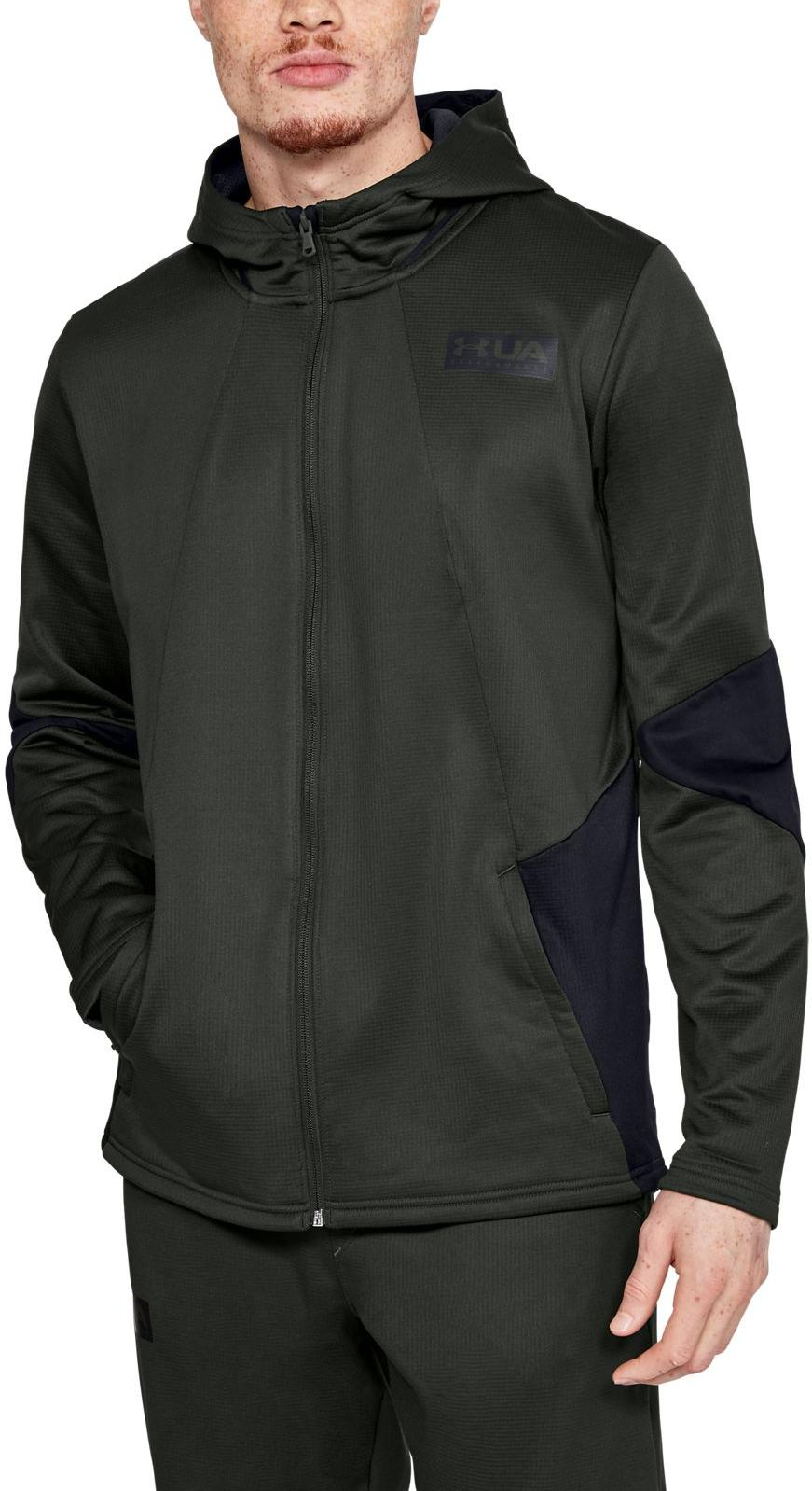 Sweatshirt à capuche Under Armour Gametime Fleece FZ