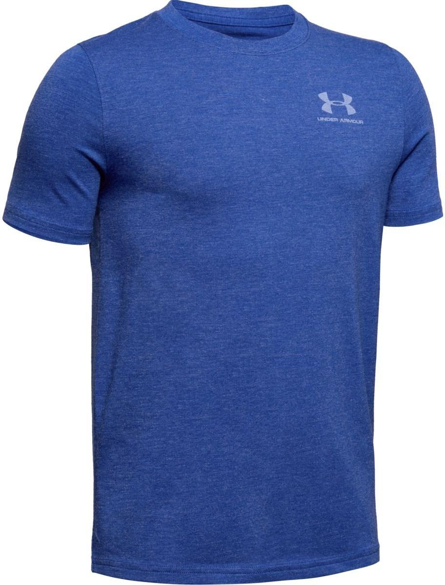 Tee-shirt Under Armour UA Cotton SS Kids